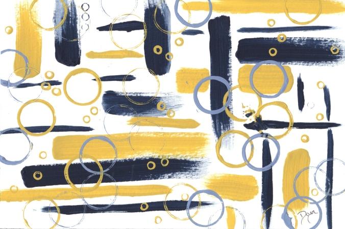 door tones abstract