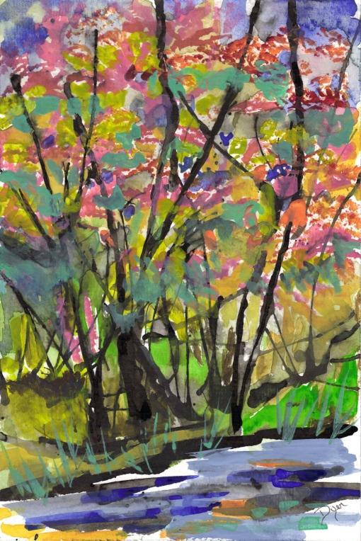 Spring River-Side