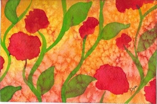 Flores postcard 3
