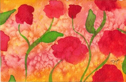 Flores postcard 4