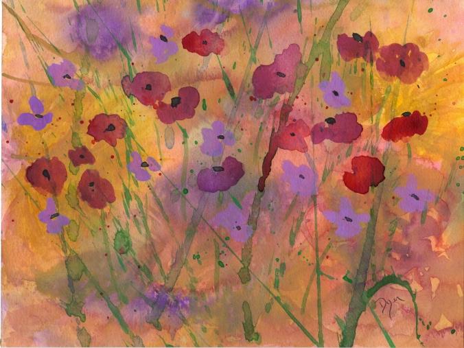 Wildflower Dream March