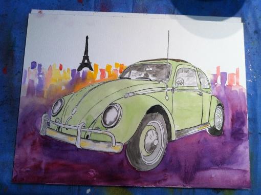 Paris Bug
