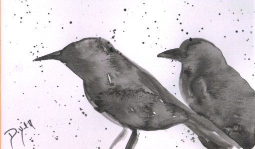 two crows 1
