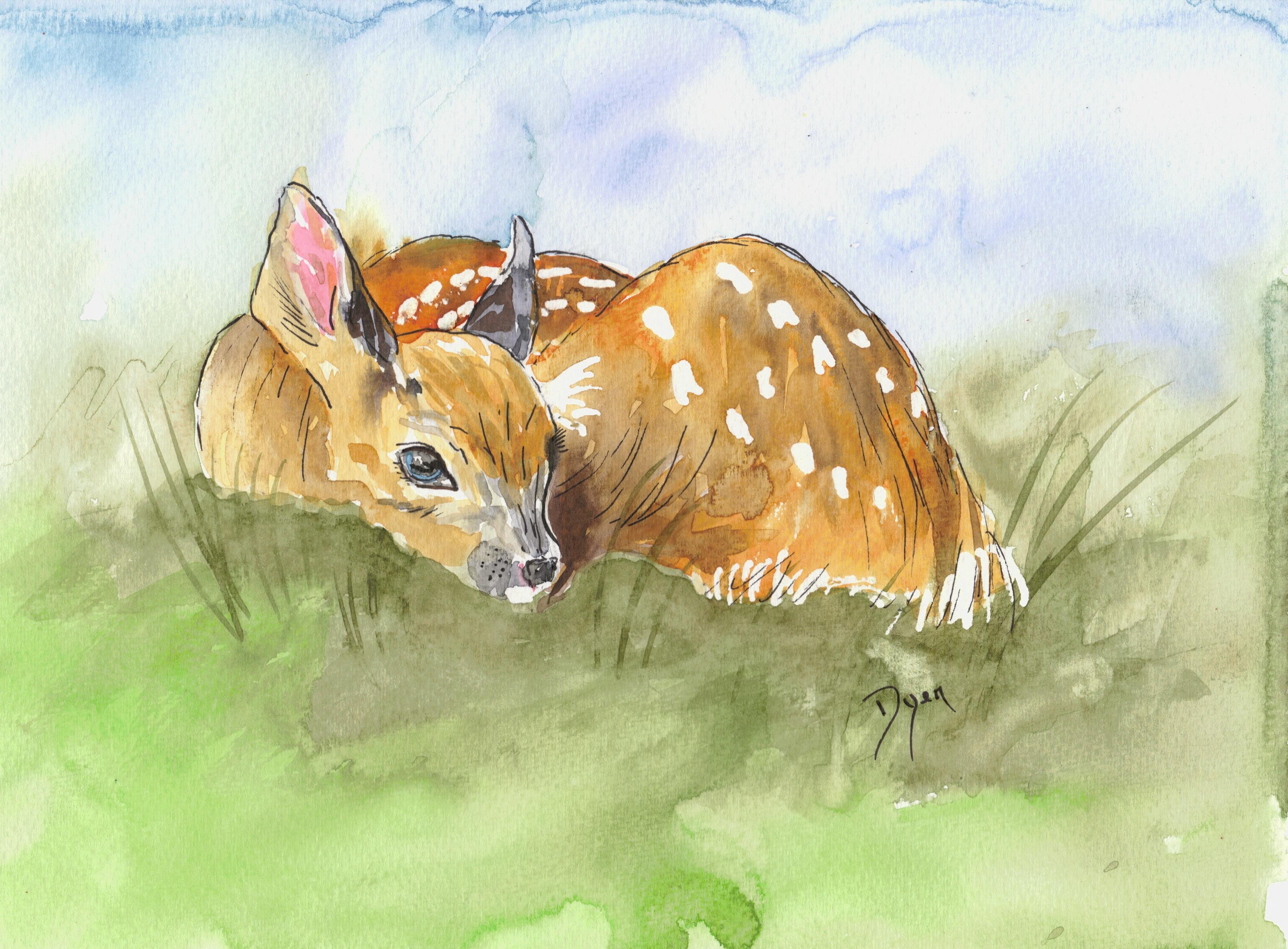 Angel's Deer
