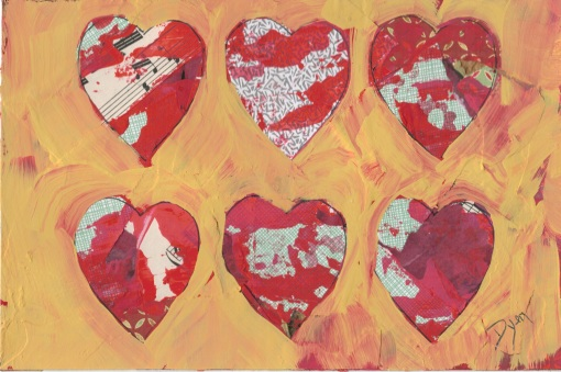 Heart Window I 1
