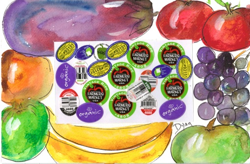 Organic Collage