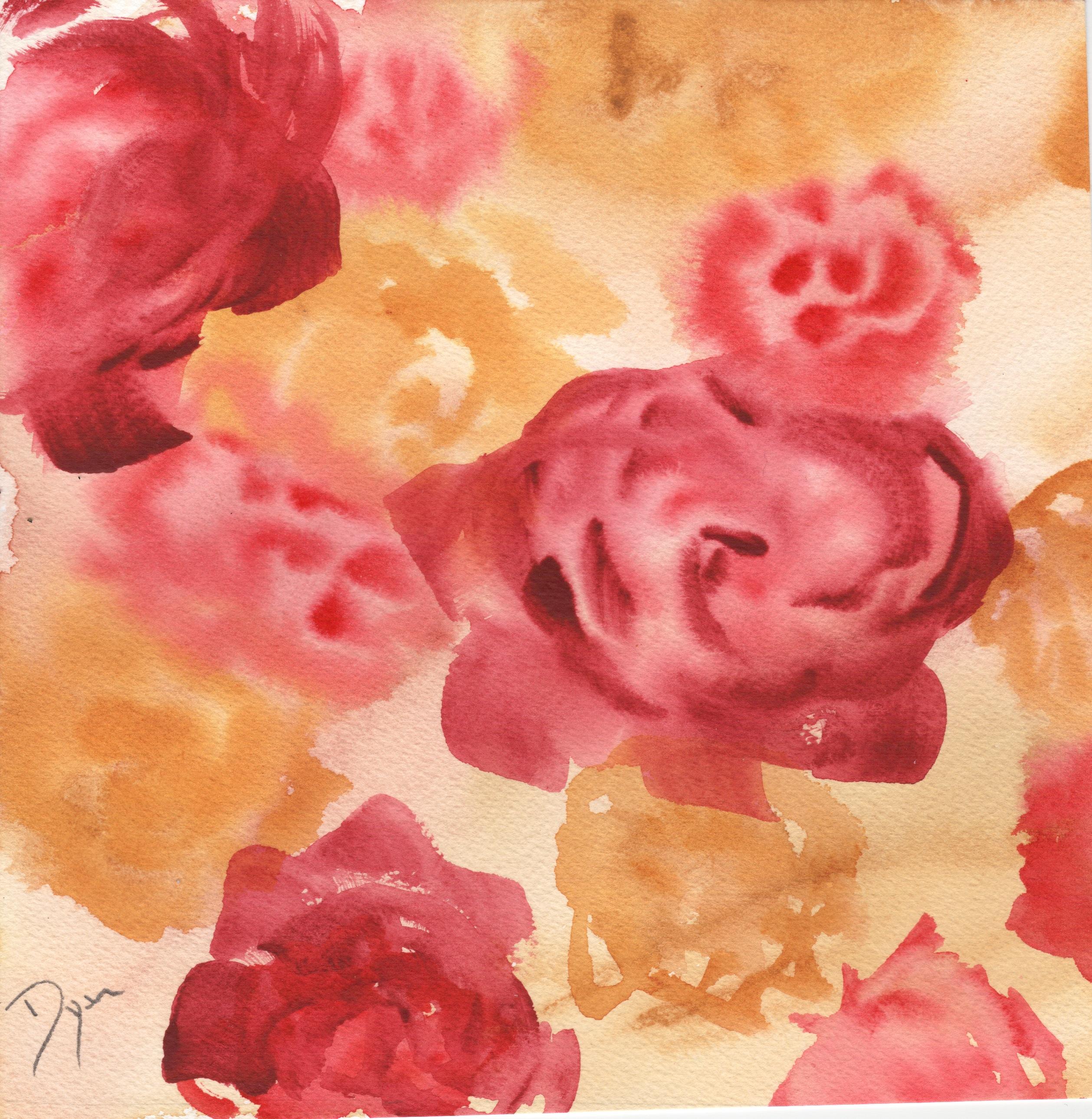 Chianti Roses III