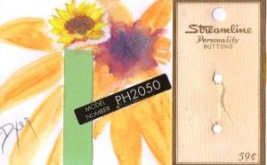 Sunflower 3 x 5