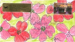 Envelope art trail blazers