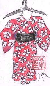 ICAD 50 Kimono