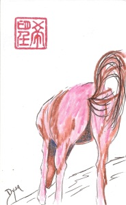 Horses Carson