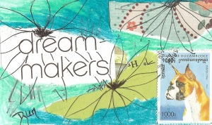 Index card dream maker