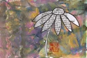 flowers wane