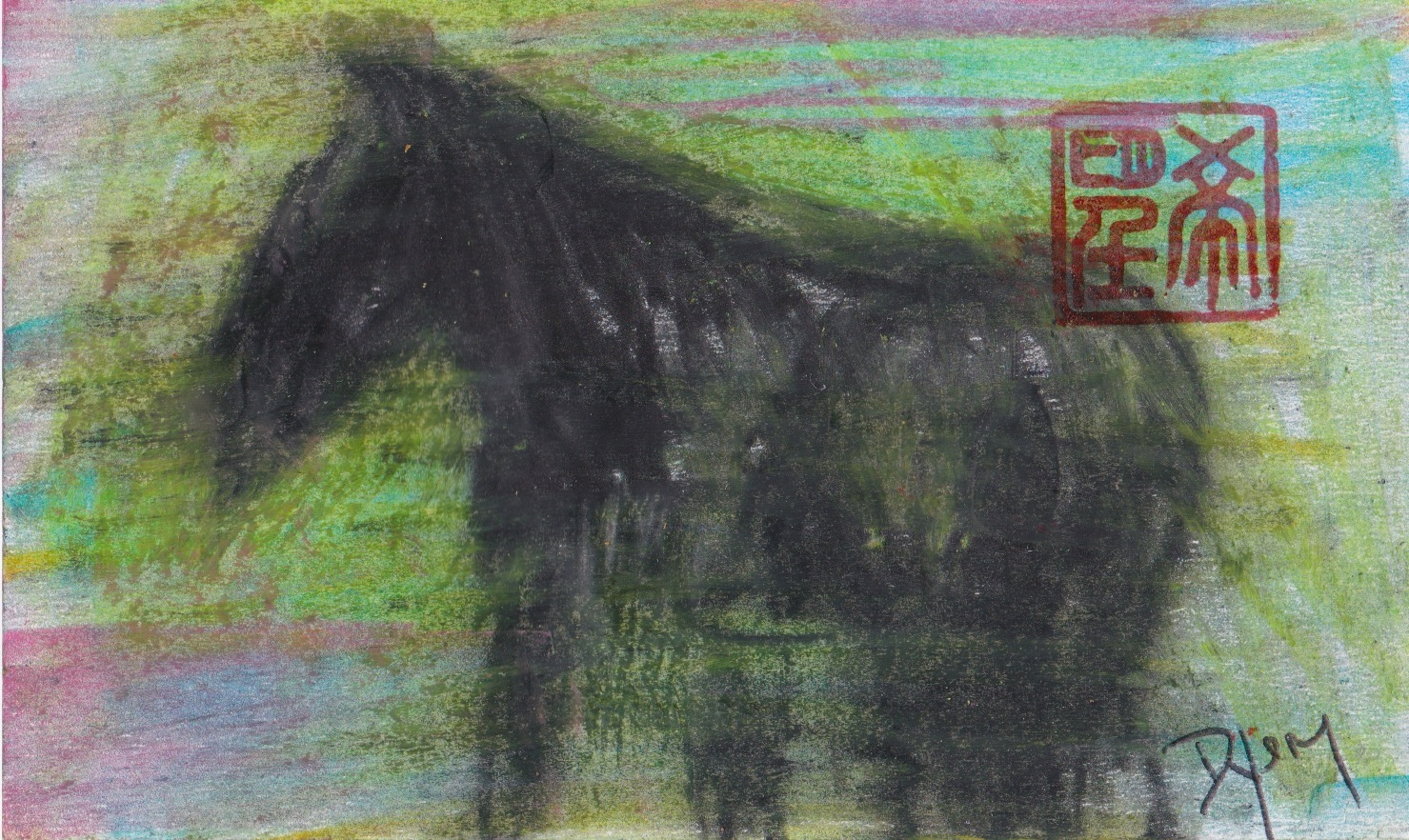 Index card herd
