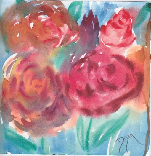 Roses May