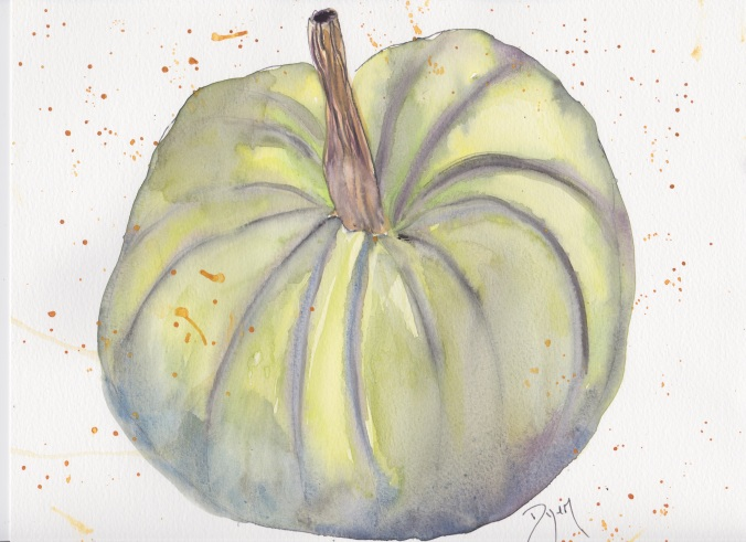 white-pumpkin
