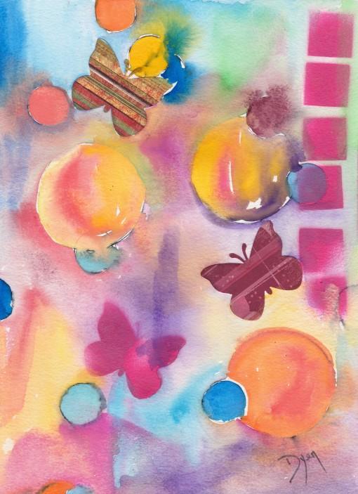Art journal butterflies September 72.jpg