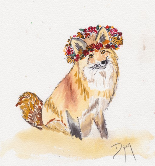 Fox with wreath 72.jpg