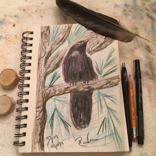 art journal raven.jpg